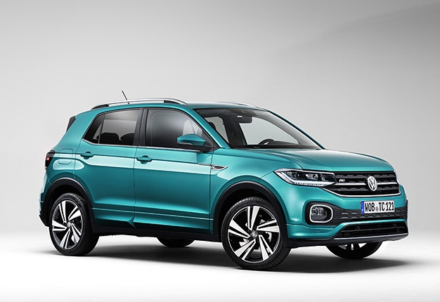 Volkswagen's new Polo SUV: T-Cross makes its debut at