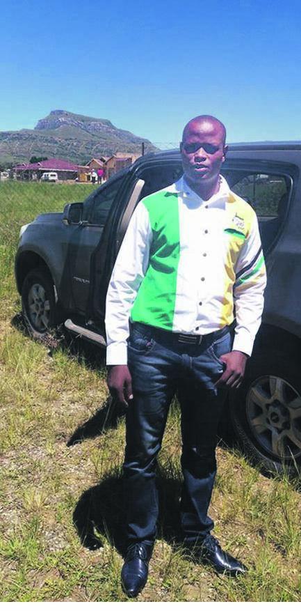 Speaker of Okhahlamba, in Bergville, Sithembiso Zulu survived an assassination attempt.PHOTO: