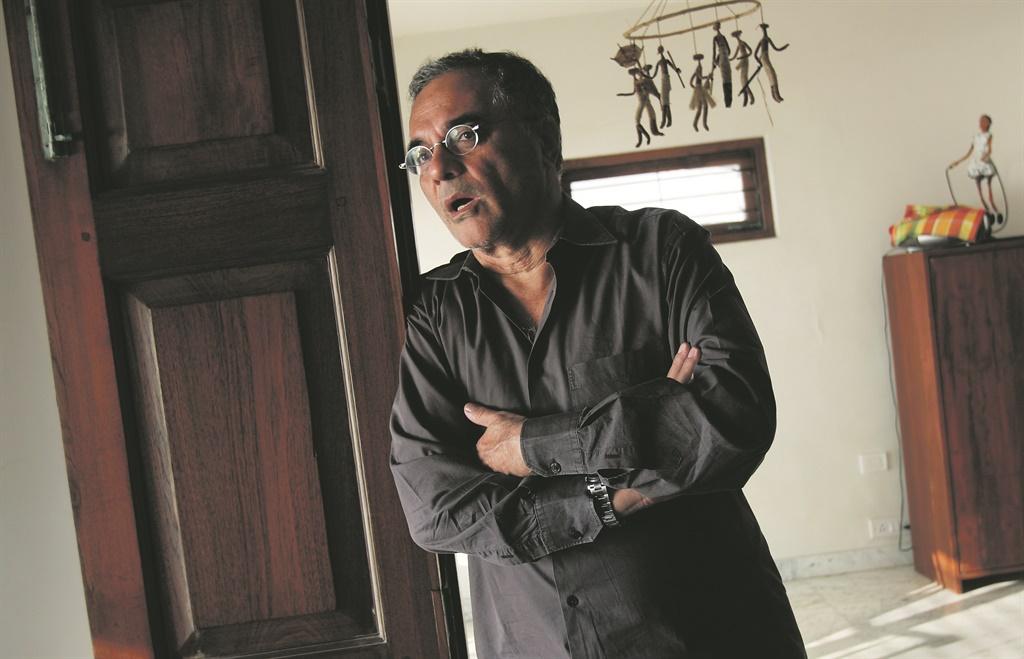 Ugandan academic Professor Mahmood Mamdani. Picture: Getty Images