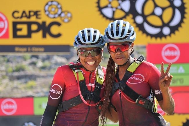 Black women riders make history at Absa Cape Epic - News24
