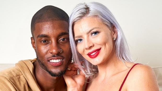 Stefan Pierre-Tomlin and Natasha Boon. (Photo: CATERS NEWS/MAGAZINEFEATURES.CO.ZA)