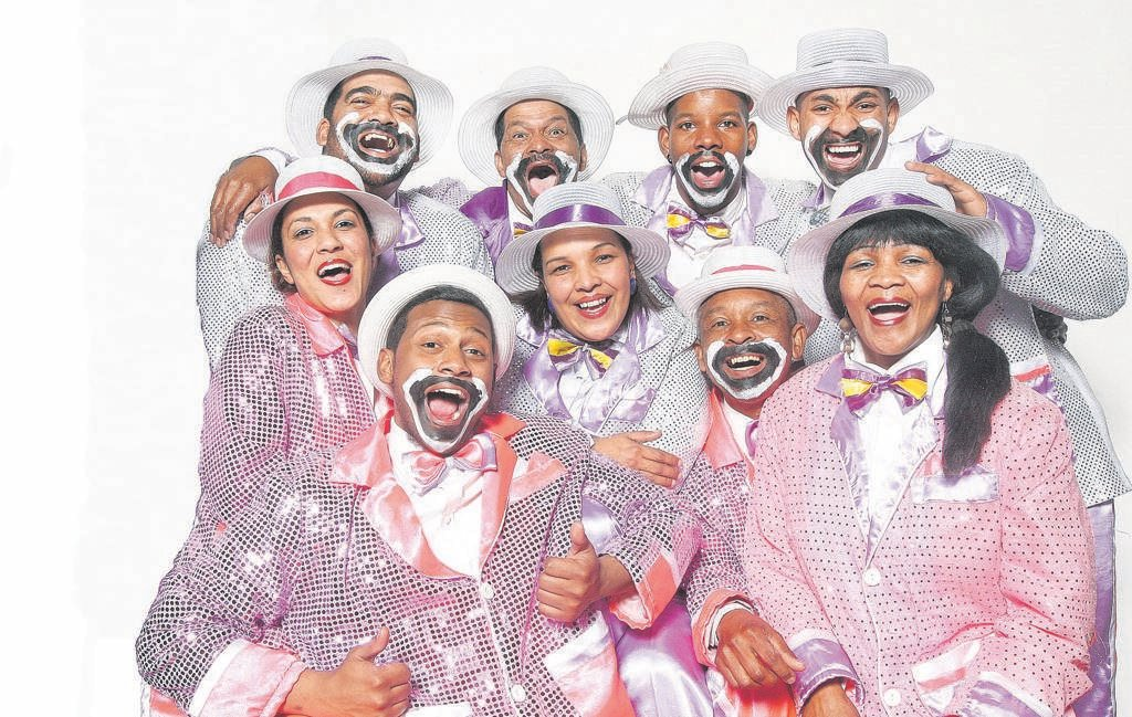Cape Town's Coon Carnival is coming to Port Elizabeth in the form of the 'Kaapse Klopse Jol' musical at the Boardwalk Amphitheatre.                     Photo:SUPPLIED