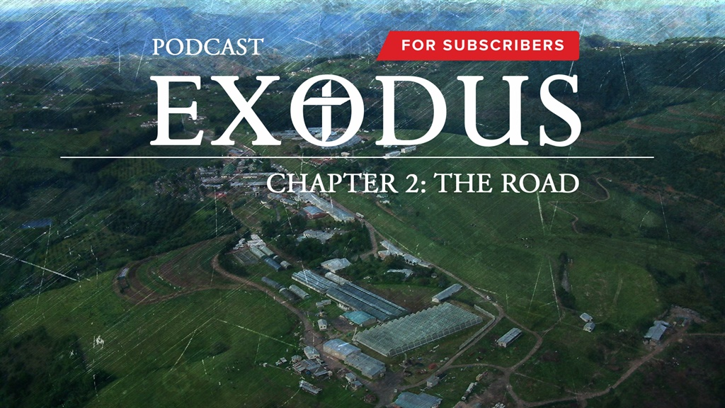 Exodus Chapter 2: The Road