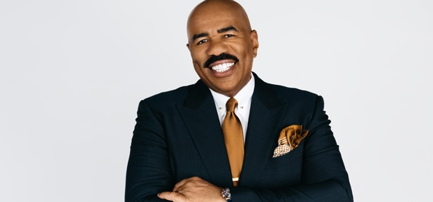 In conversation with Steve Harvey - 3 things I learned about