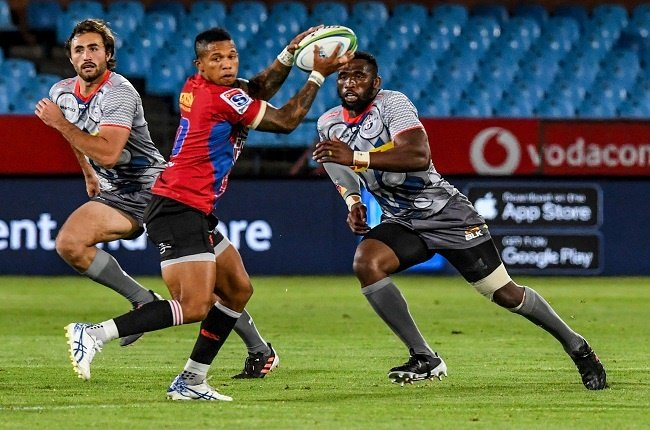 Elton Jantjies: I'm not interested in a duel with Damian Willemse - News24