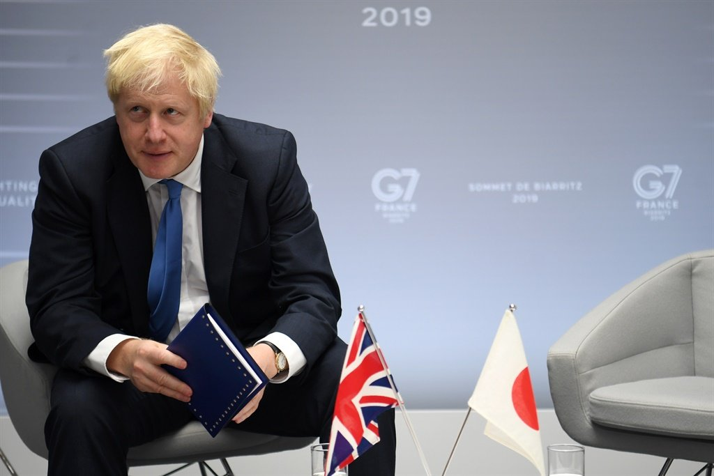 News24.com | Brexit is happening: 'No ifs, no buts' Johnson maintains deal will be reached
