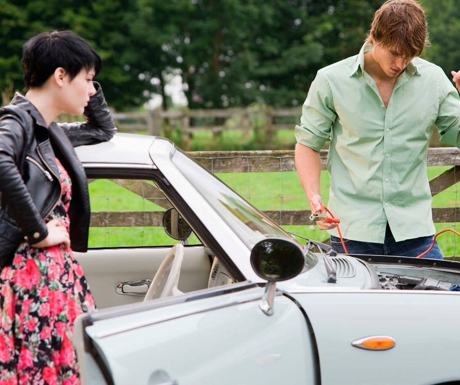 At one point or another, many of us have been the victim of a flat battery