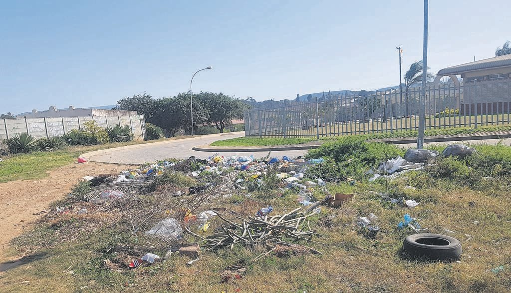 Illegal dumping sites have increased drastically in the ward 48 areas.     Photo: SUPPLIED
