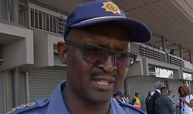 Police highlight criminal elements in the Pretoria protests on ENCA