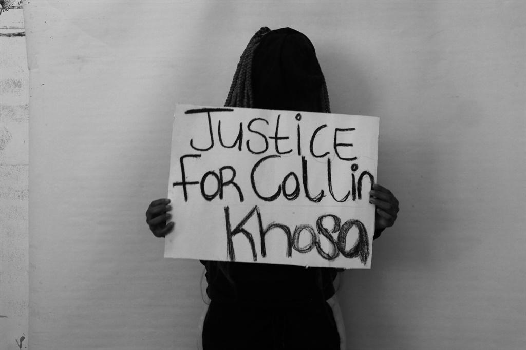 Justice for the Khosa family (© Nonkululeko Dube.