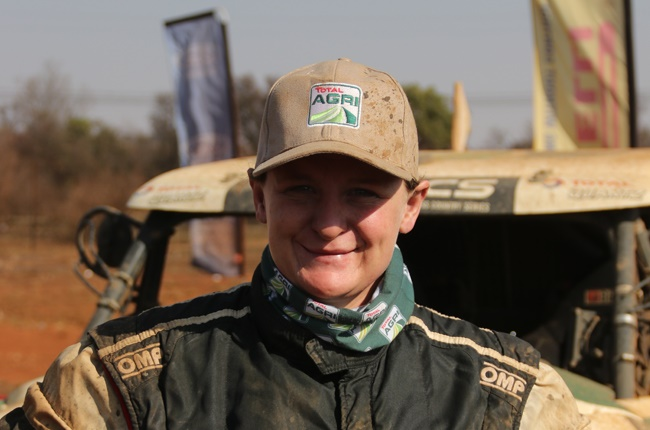 Sandra Labuschagne-Jonck,women in wheels,rally,mot