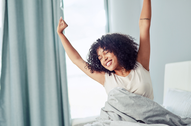 Kick-start your day with a routine that signals success