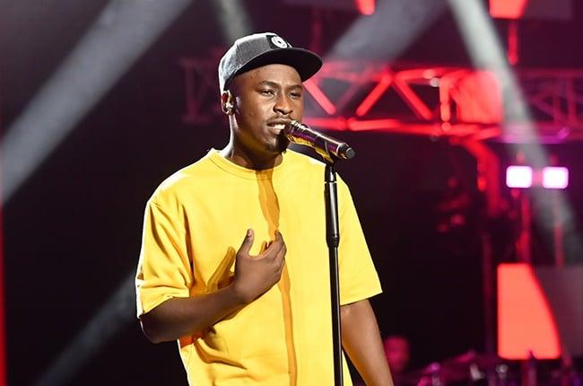 Idols SA contestant Brandon.