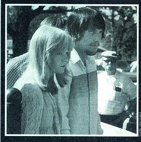 Charmaine en Pieter het in die 1980's berug geword