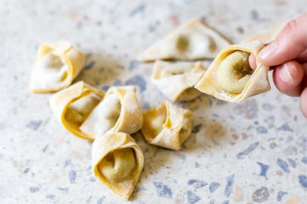 homemade tortellini pasta recipe