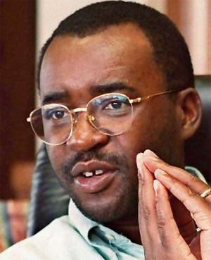 Econet CEO Strive Masiyiwa.
