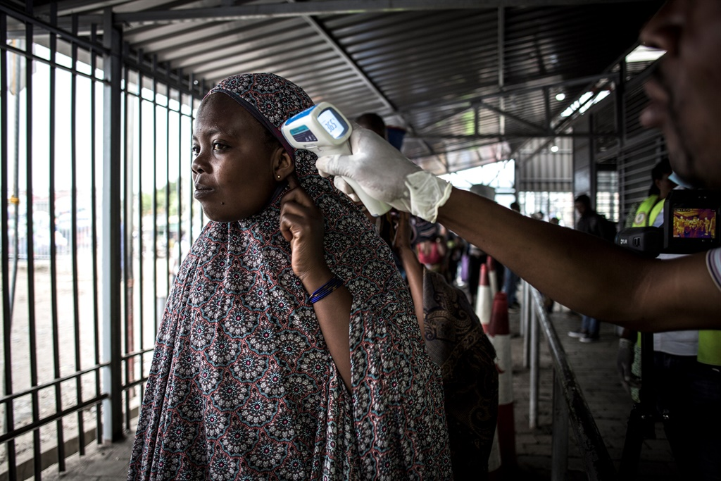 DR Congo Ebola death toll has crossed 2 000. (John Wessels, AFP)
