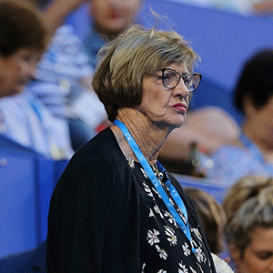 Margaret Court (Getty Images)