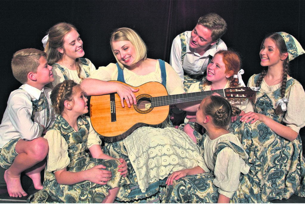A new generation of audiences can experience the magic of 'The Sound of Music' when it hits the stage at the Savoy Theatre from September 11 to 28. Shows will take place from Tuesday to Saturday at 19:30 with matinées at 14:00 every weekend. Tickets are sold at Computicket at R130, or R100 for the special family performances at 14:00 on September 14 and 15 and at 19:30 on September 17. Discounts are available for group bookings of 20 or more. For more info contact Rose Cowpar on 072 906 1977.Pictured is Maryanne van Eyssen, as Maria with, from left, Joshua Parkin, Crystal Leonard, Scarlett Mey-de Lange, James Huntly, Scoutt Mey-de Lange, Mieka Swanepoel, Gemma Bisseker in 'The Sound of Music'.                            Photo:CHRIS GERTSCH