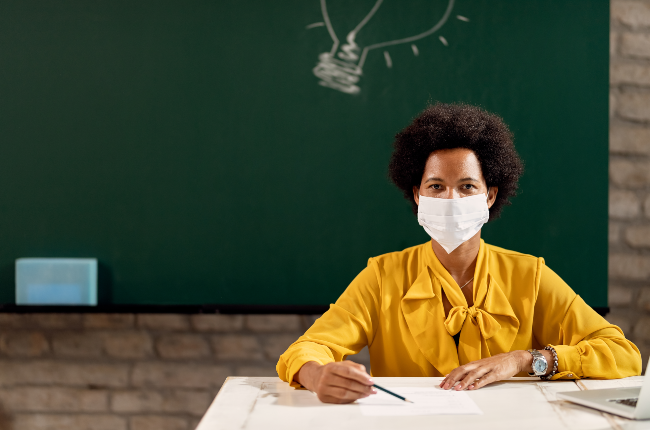 It's time to celebrate our resilient teachers who are proving their passion during the pandemic.