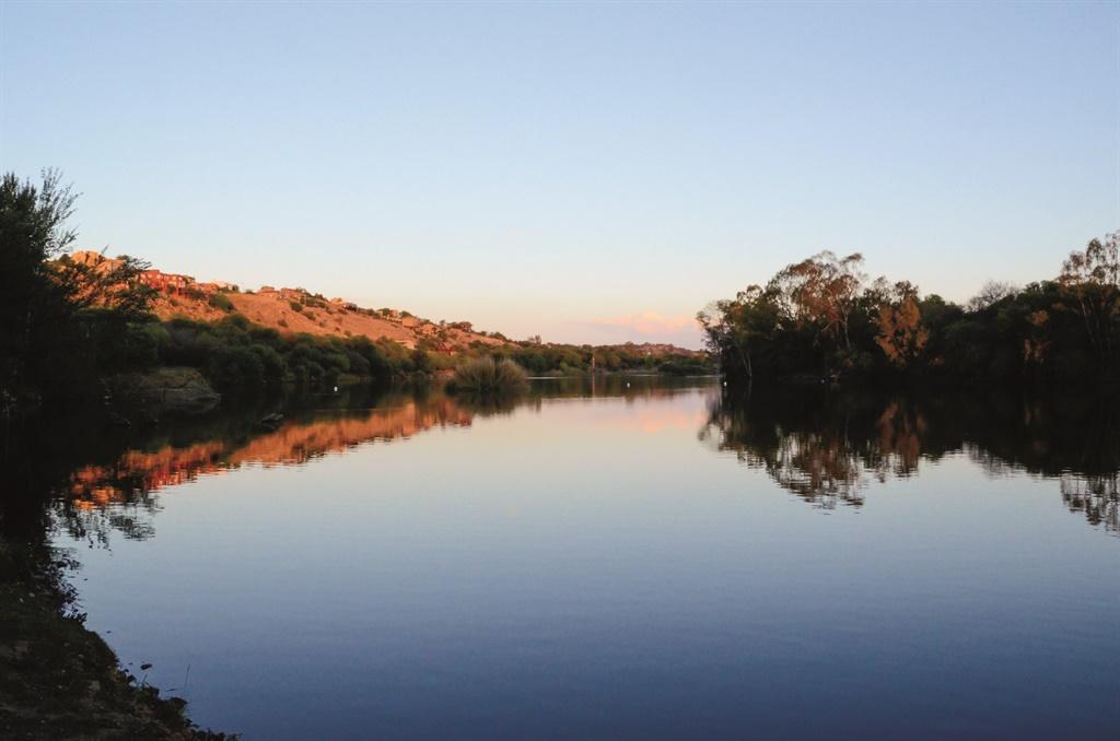Die Vaalrivier is 'n bekende habitat en ekostelsel