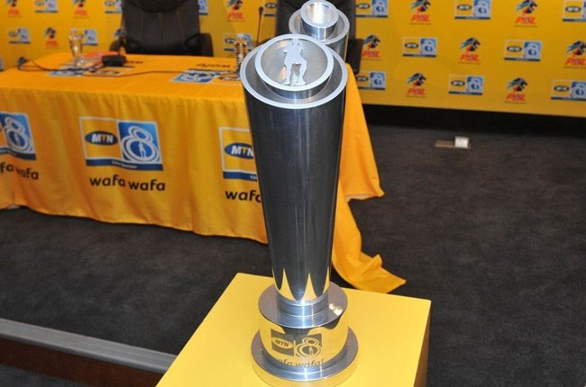 MTN8 trophy (Getty Images)