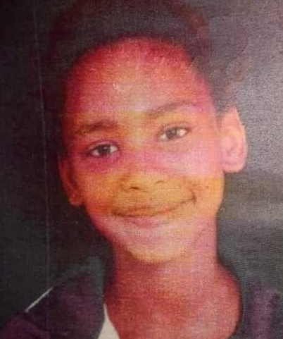 Robertson police are looking for 12-year-old Shariefa Adams. (Supplied: Western Cape SAPS)