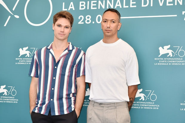 Moffie photocall at Venice Film Festival