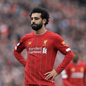 Sport24.co.za | Salah's ankle nothing to worry about, says Klopp