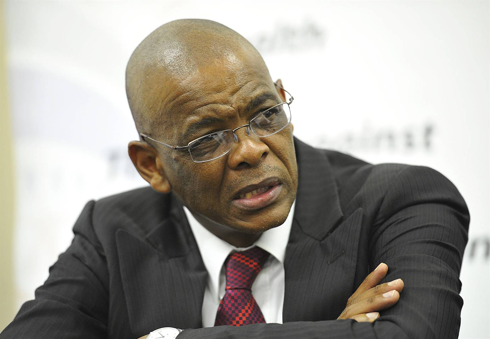 ANC secretary general and former Free State premier Ace Magashule (Mlungisi Louw, file)