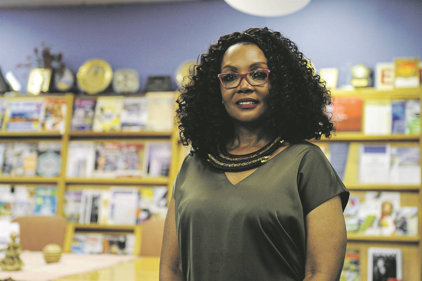 Jackie Mpondo-Hendricks ready to conquer as she becomes first black woman president of JCCI | City Press