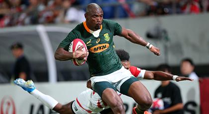 Springbok revenge over Japan: 5 talking points
