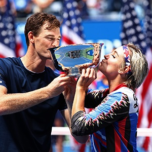 Jamie Murray and Bethanie Mattek-Sands (Getty Imag