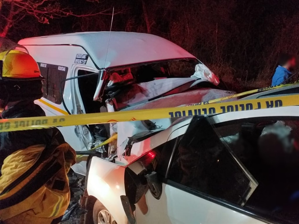 Three killed in KZN crash, one in Free State | News24