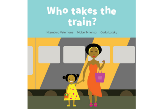 Who takes the train?