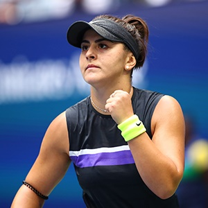Sport24.co.za | Knee injury forces US Open champ Andreescu out of WTA Finals
