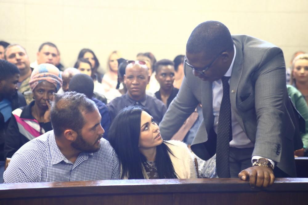 Die Gautengse LUR vir onderwys het ook met Amy'Lei