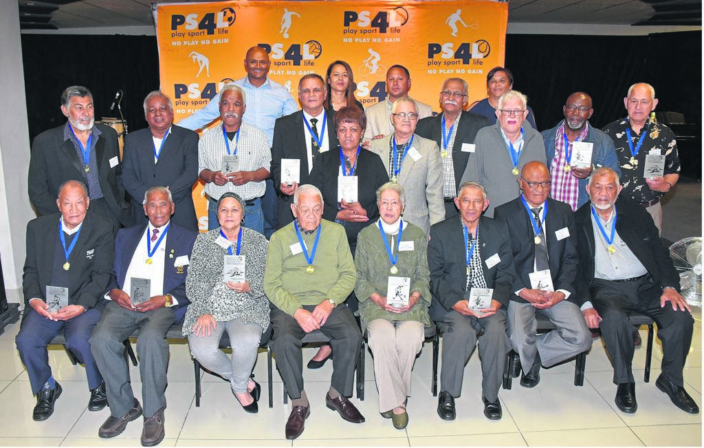 Inductees of last year's Living Legends Awards ceremony.