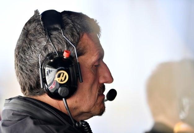 Haas F1 Team Principal Guenther Steiner. <i> Image: AFP / Dan Mullan </i>
