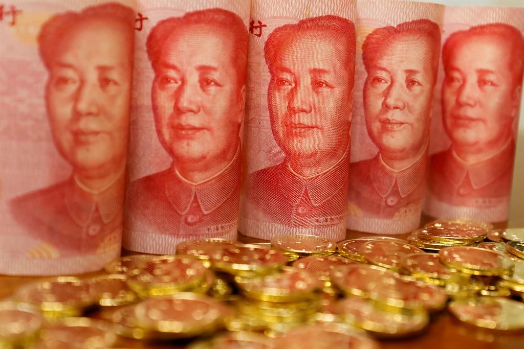 China, Gold