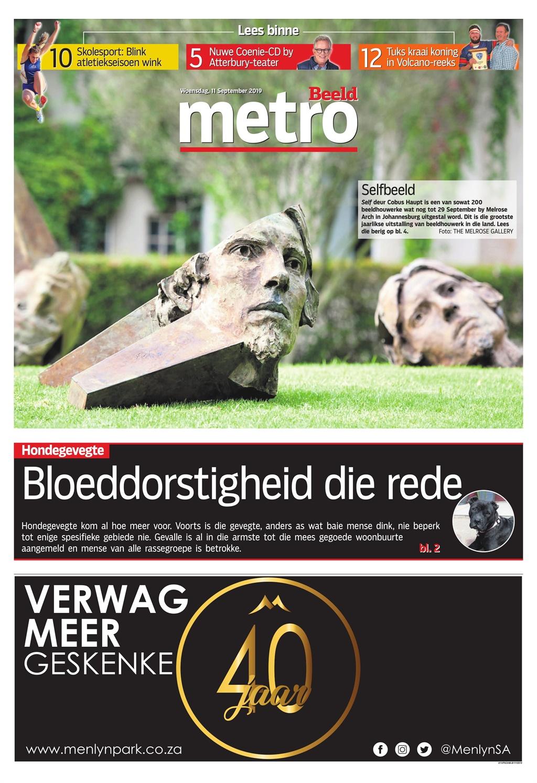 Metro-Beeld