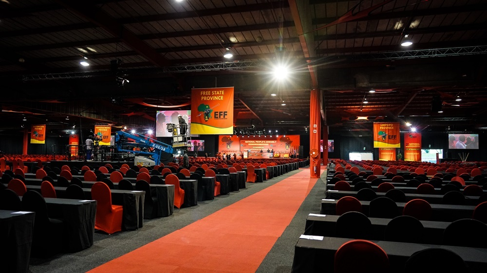 News24.com | AS IT HAPPENED | Show of force or show of unity? EFF top six elected unopposed