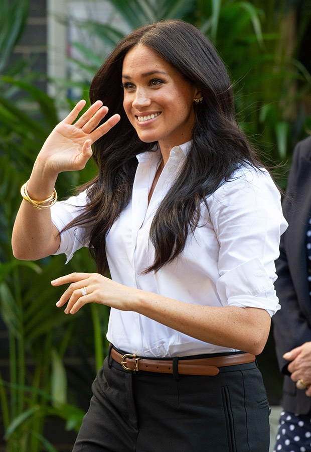 Meghan, The Duchess of Sussex attends her launch o