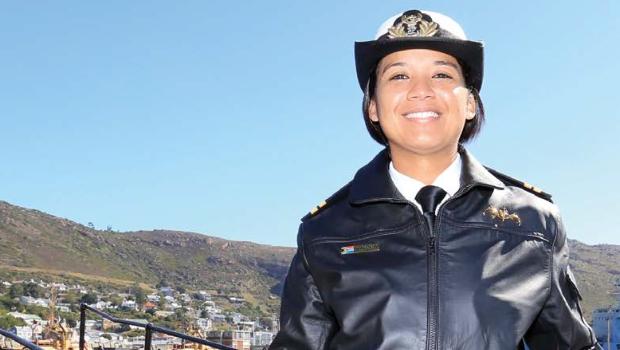 Lieutenant Gillian Malouw (Photo: YOU)