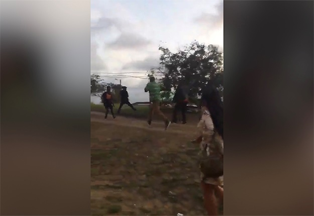 WATCH | Two injured in KZN brawl after shots fired