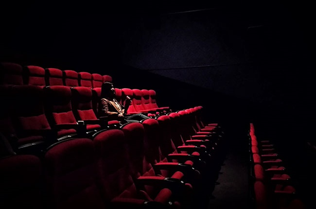 The world struggles to reopen cinemas.