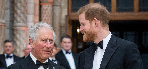 Prince Charles & Prince Harry (PHOTO: Getty Images