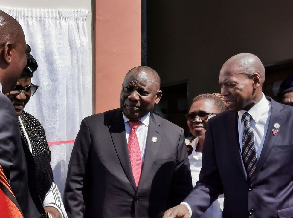'No more just lip service' – Ramaphosa announces R11.5bn projects for one of SA's poorest districts | City Press
