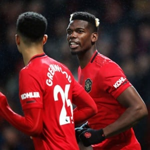 Pogba belongs to Man United, not Mino, insists Solskjaer