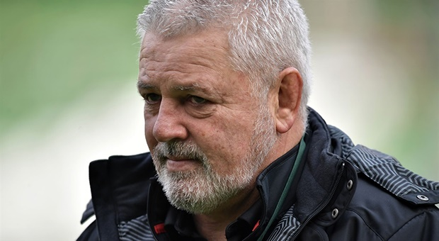 Warren Gatland (Gallo Images)